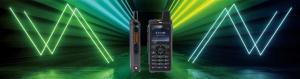 LTE vysílačky Hytera PNC380 rychlá komunikace neomezený dosah