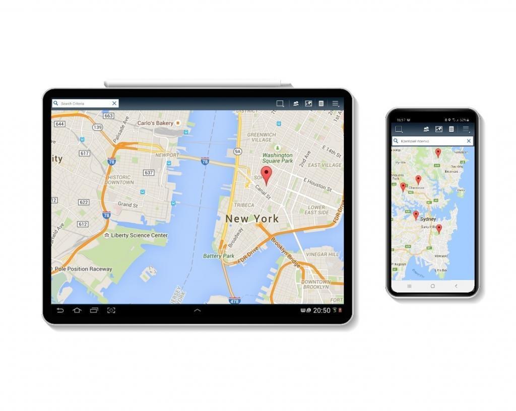 PoC platforma WalkieFleet nabízí pokročilý chatový messenger s podporou textu, souborů a obrázků ve skupinách